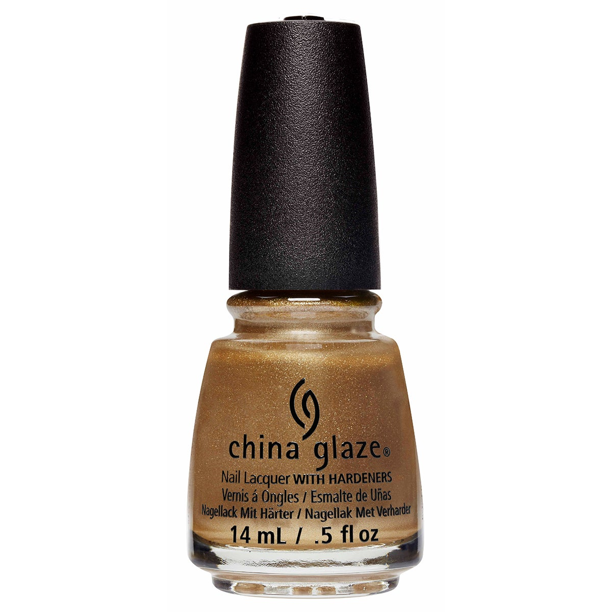 China Glaze Nail Lacquer, Truth Is Gold