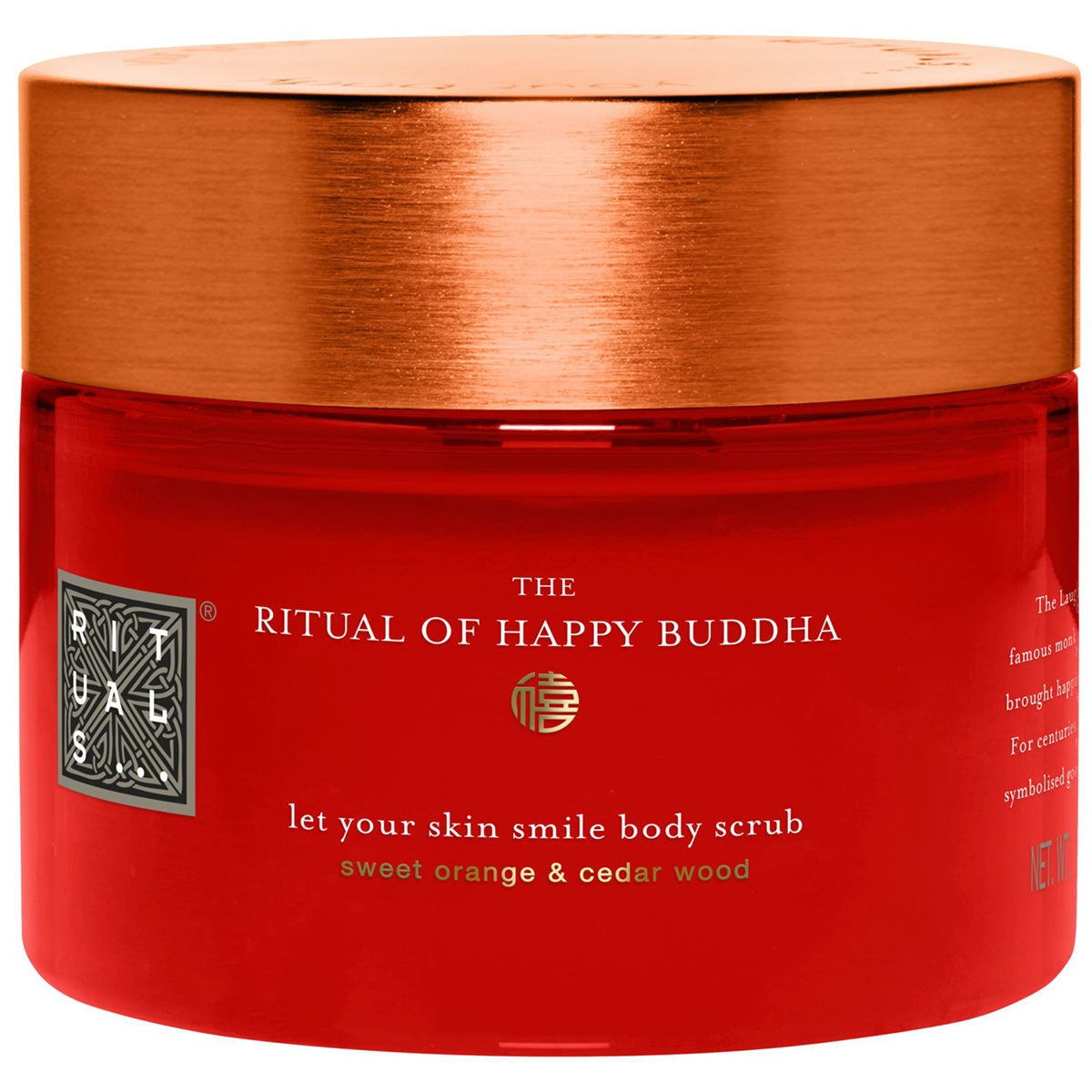 Rituals... Rituals The Ritual of Happy Buddha Body Scrub