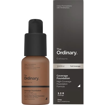 The Ordinary. The Ordinary Coverage Foundation