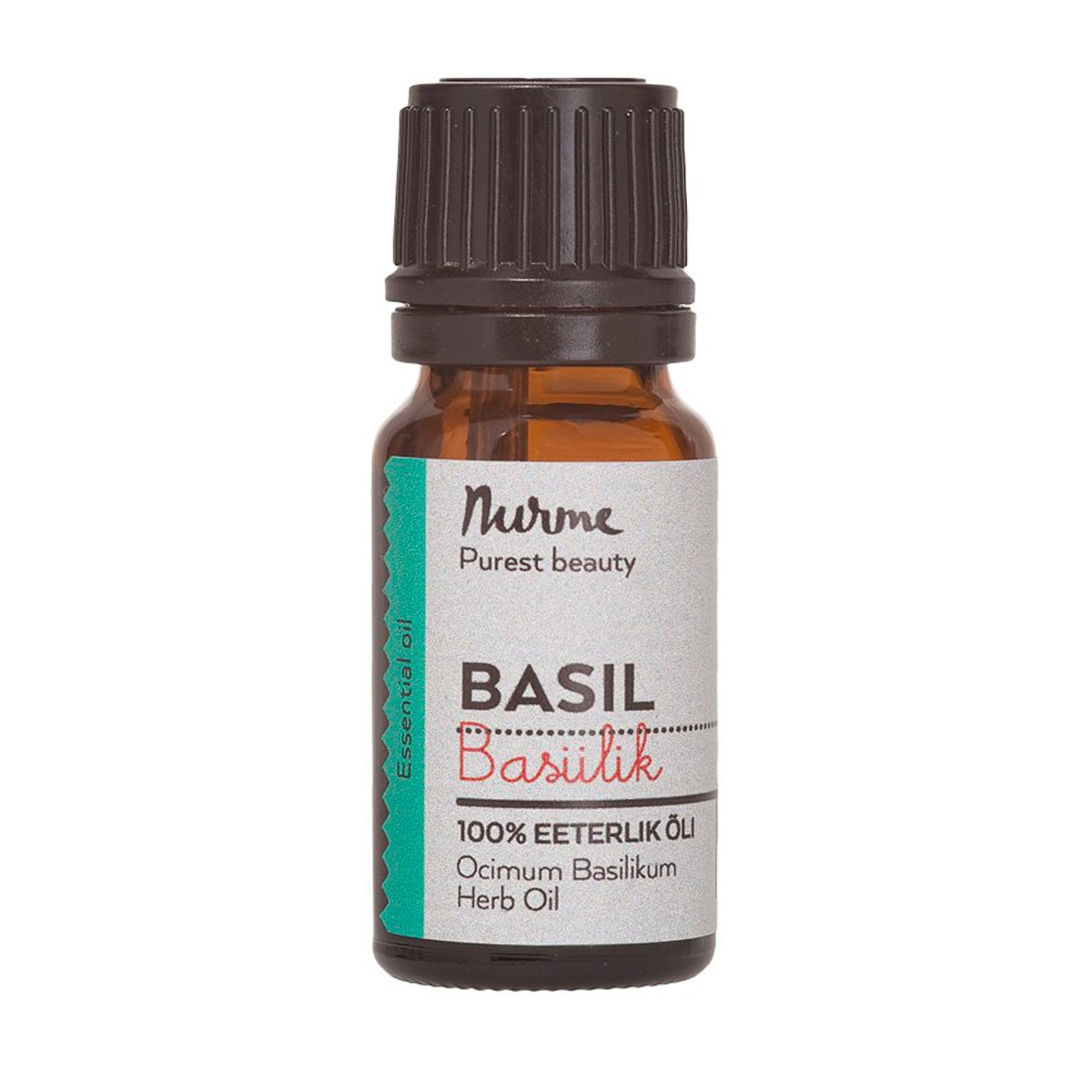 Nurme Basil Essential Oil
