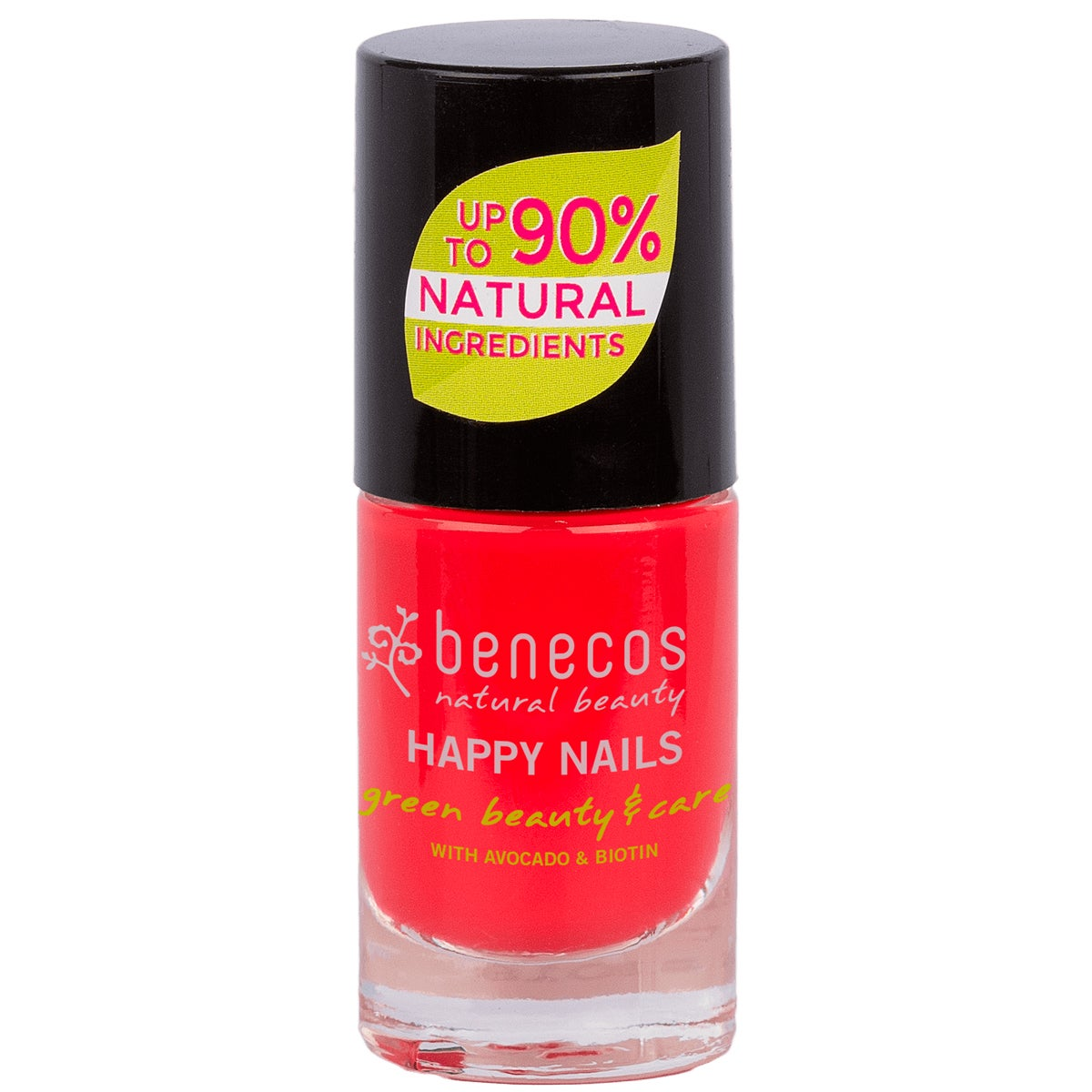 Benecos Nail Polish - hot summer