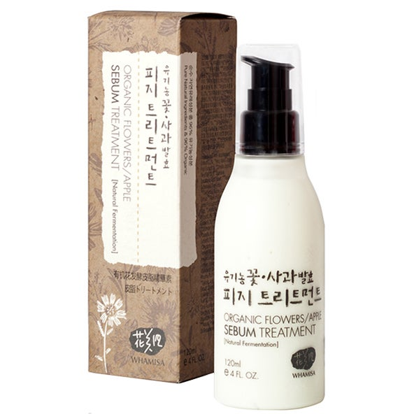 Whamisa Skincare Whamisa Organic Flowers Sebum Treatment
