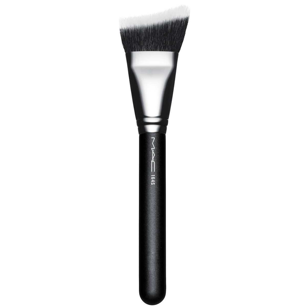 MAC Cosmetics 164S Duo Fibre Curved Sculpting Brush