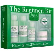 Mario Badescu The Regimen Kit Combination/Oily Skin