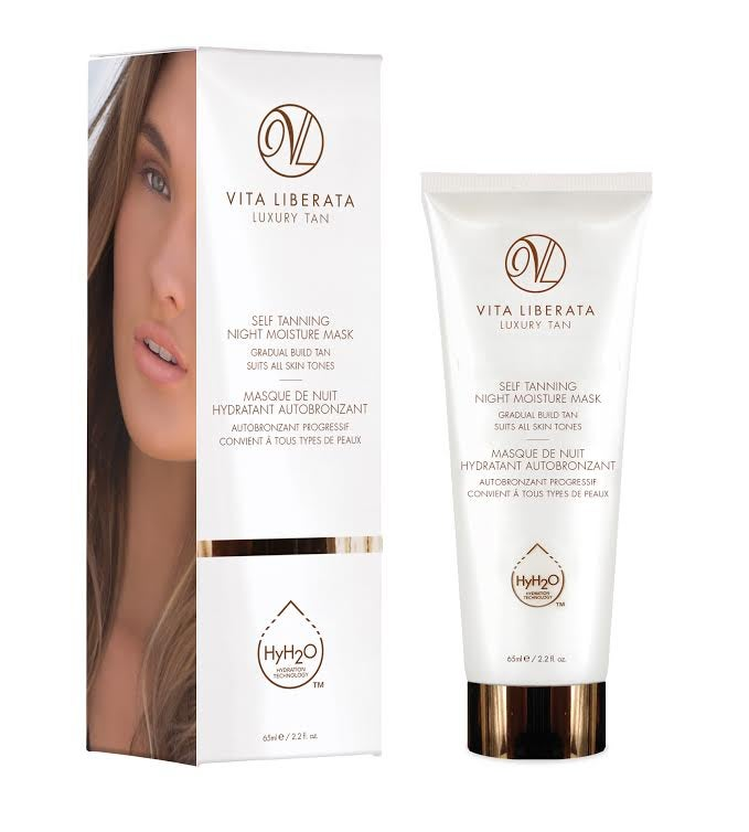 Vita Liberata Luxury Tan Self Tanning Night Moisture Mask
