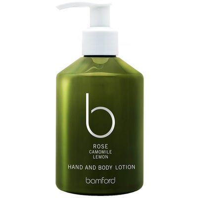 Bamford Rose Hand & Body Lotion