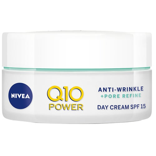Nivea Q10 Plus Anti-Wrinkle Pore Refining Day Cream