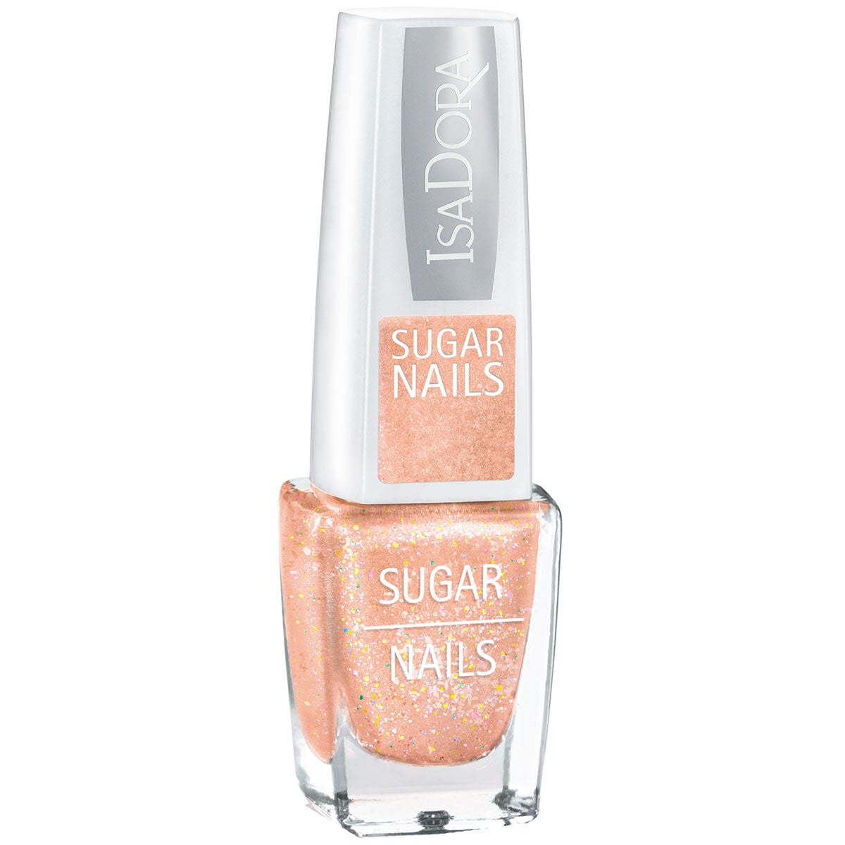 IsaDora Sugar Crush Nails, 132 Peach Nectar