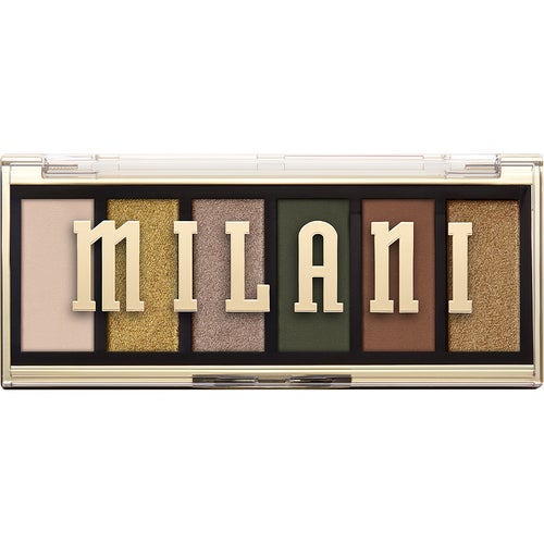 Milani Cosmetics Most Wanted Eyeshadow Palette
