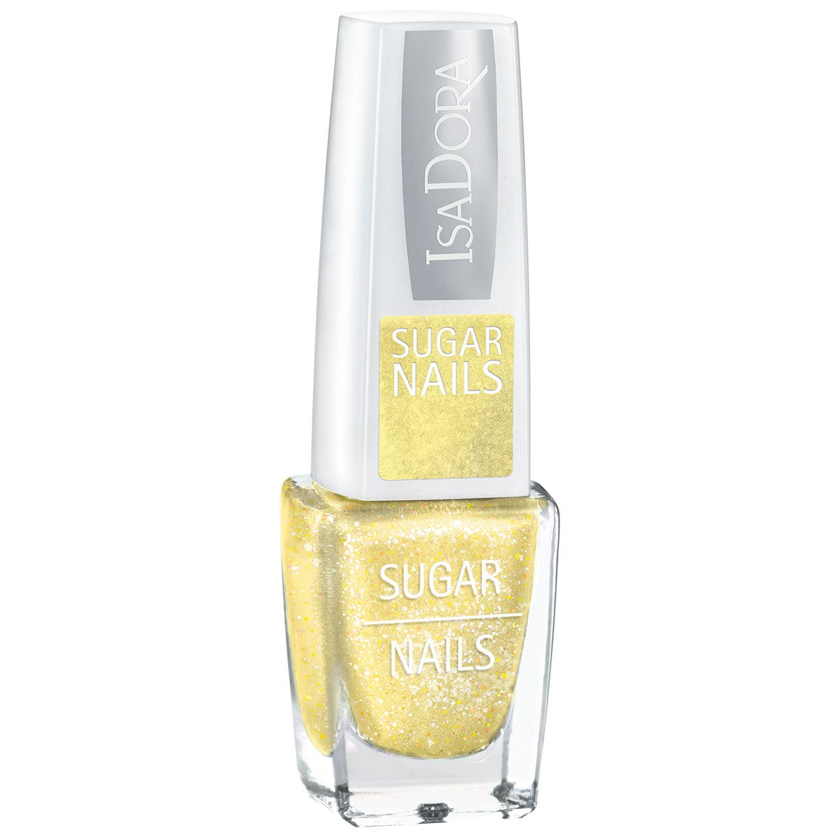 IsaDora Sugar Crush Nails, 131 Lemon Soda