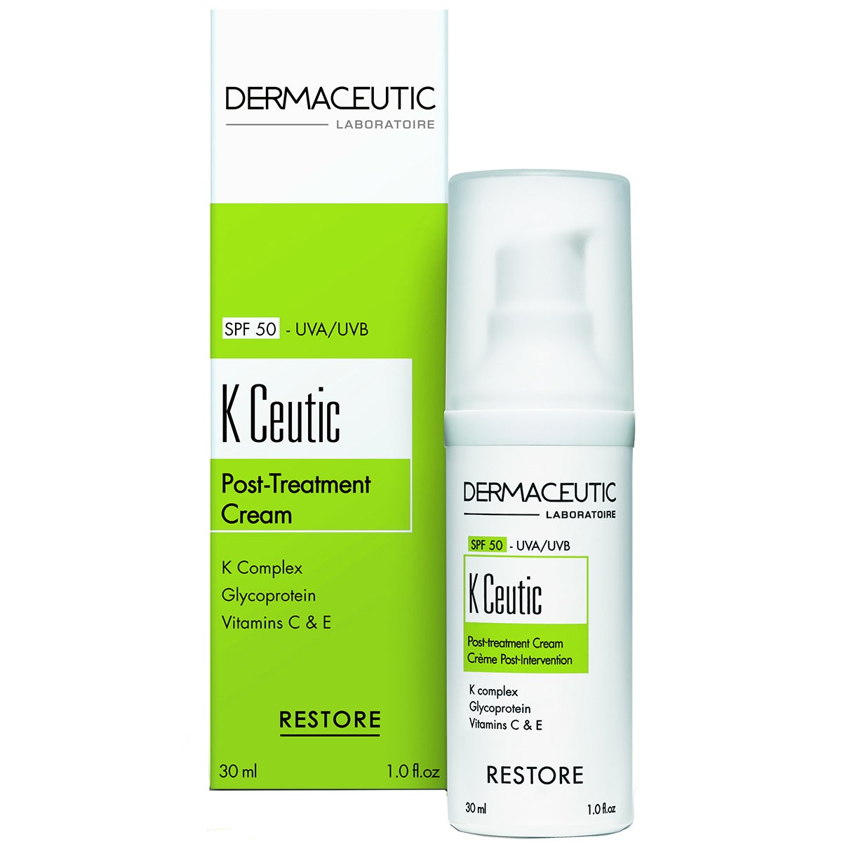 Dermaceutic K Ceutic Post-Treatment Restore