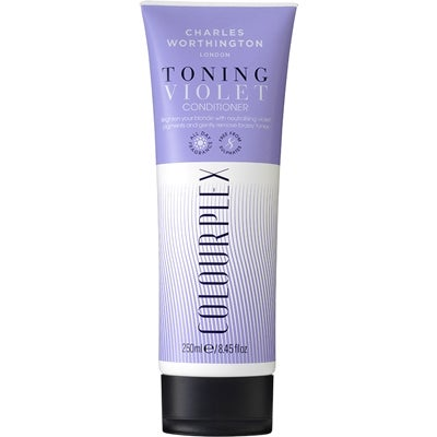 Charles Worthington ColourPlex Toning Violet Conditioner