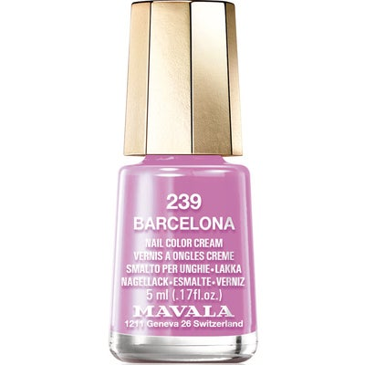 Mavala Nail Color Cream, 239 Barcelona