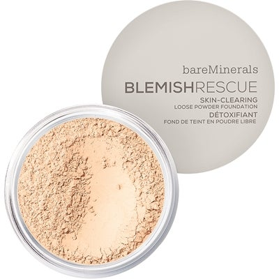 bareMinerals Blemish Rescue Skin-Clearing Loose Powder Foundation