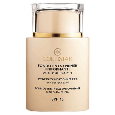 Collistar Evening Foundation + Primer SPF 15 24h Perfect Skin