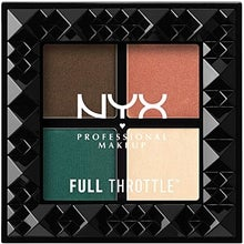 NYX Professional Makeup NYX PROFESSIONAL MAKEUP Full Throttle Shadow Palette