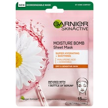 Garnier Moisture Bomb Super-Hydrating Soothing Mask