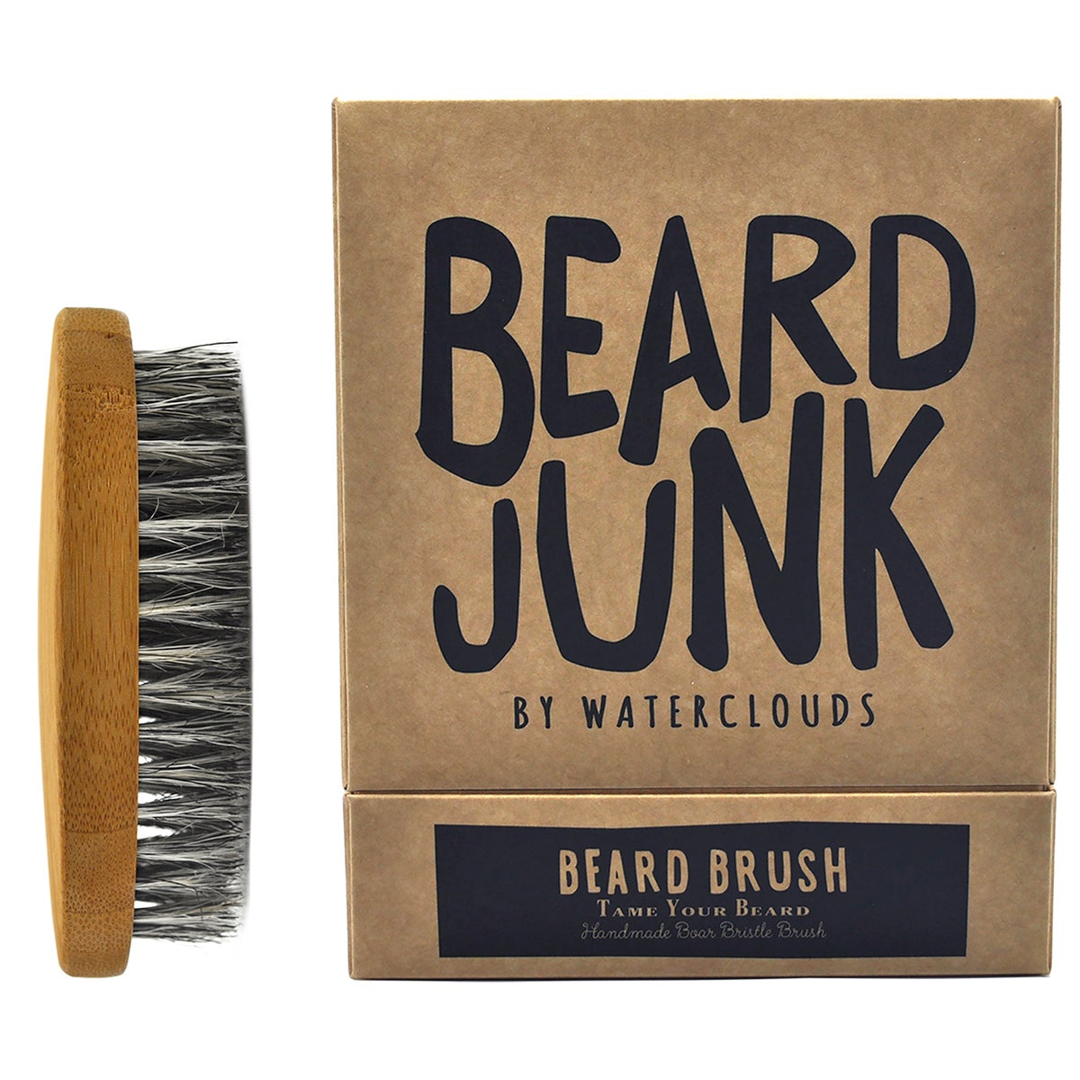 Beard Junk by Waterclouds Beard Junk Beard Boar Bristle Brush