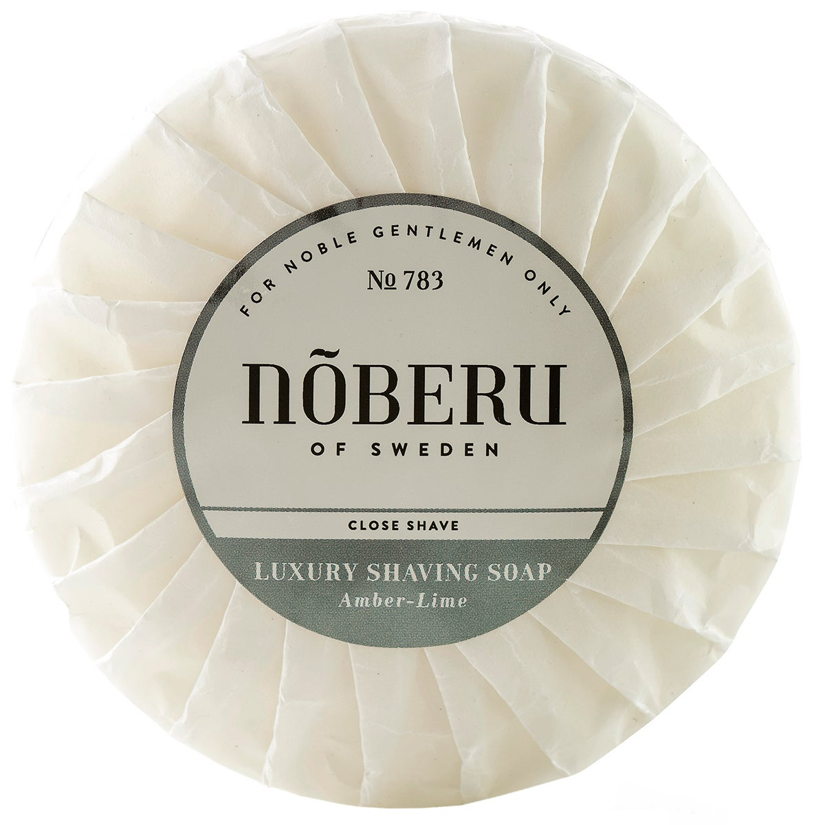 Nõberu of Sweden Nõberu Luxury Shaving Soap