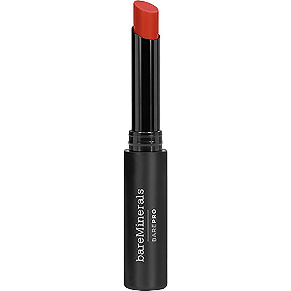 bareMinerals barePRO Longwear Lipstick, Saffron 2 g bareMinerals Huulipuna