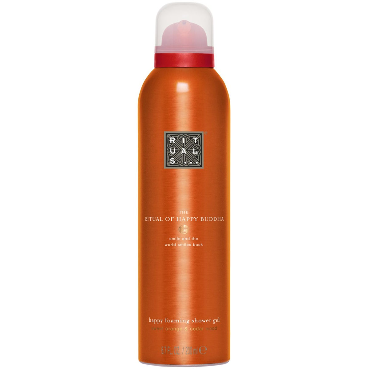 Rituals... Rituals The Ritual of Happy Buddha Foaming Shower Gel