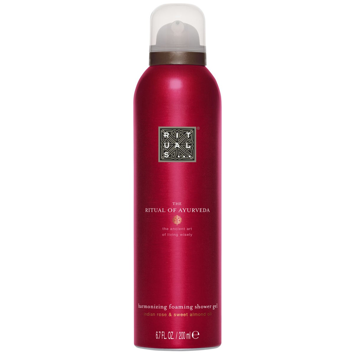 Rituals... The Ritual of Ayurveda Foaming Shower Gel
