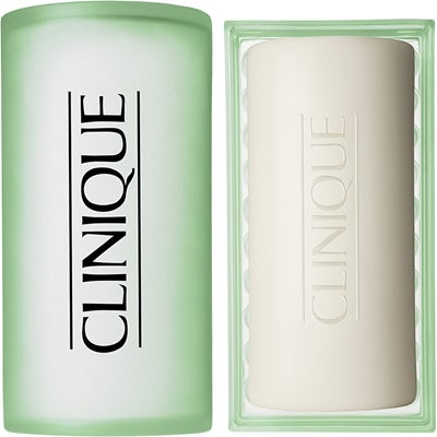 Clinique Facial Soap Extra-Mild with Soap Dish