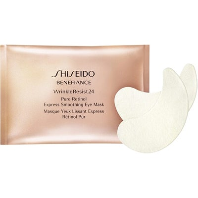 Shiseido Benefiance WrinkleResist 24 Pure Retinol Express Smoothing Eye Mask