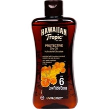 Hawaiian Tropic Protective Dry Oil SPF 6