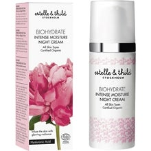 estelle & thild Estelle & Thild Biohydrate Intense Moisture Night Cream