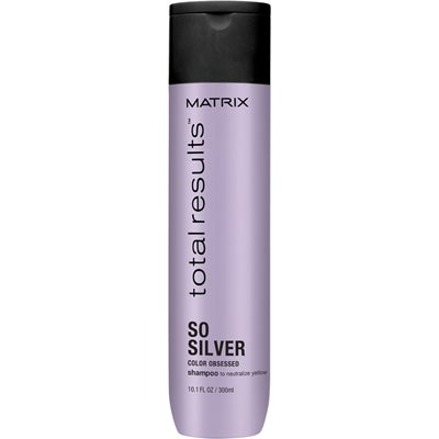 Matrix Total Results Color Obsessed Silver Shampoo