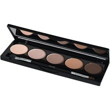 IsaDora Eye Shadow Palette Matte Chocolates