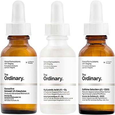 The Ordinary. The Ordinary Set of Actives - Mature Skin