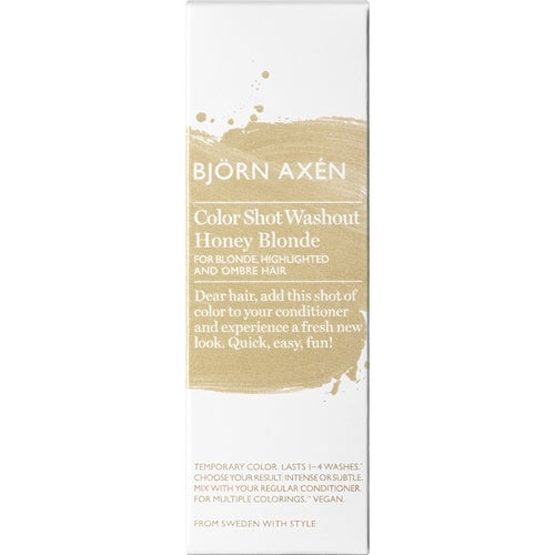 Björn Axén Color Shot Washout Honey Blonde