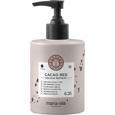 Maria Nila Colour Refresh, Cacao Red