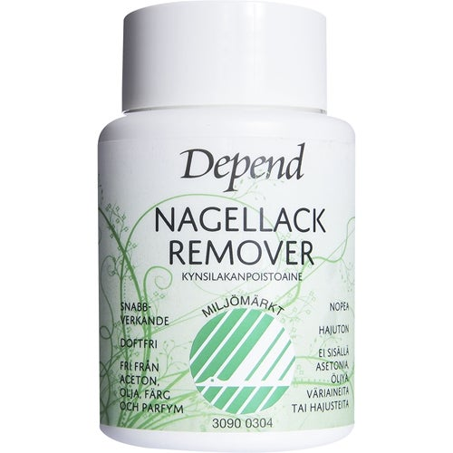 Depend Nail Polish Remover Dip-In