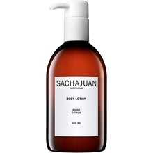 Sachajuan SACHAJUAN Body Lotion Shiny Citrus
