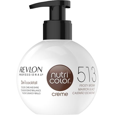 Revlon Professional Nutri Color Creme 513 Frosty Brown