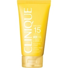 Clinique Sun Face/Body Cream SPF 15