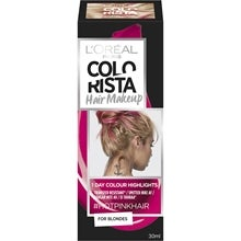 L'Oréal Paris L'Oreal Paris Colorista Temporary Hair Makeup, #HotpinkHair for Blondes