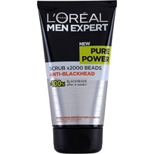 L'Oréal Paris L'Oréal Men Expert Pure Power Scrub x2000 Beads Anti-Blackhead