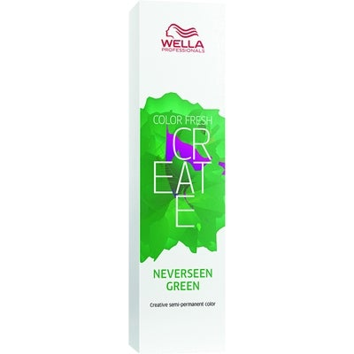 Wella Professional Color Fresh CREATE Never Seen Green