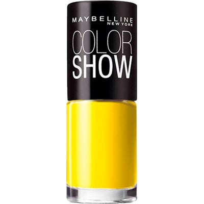 Maybelline New York Colo Rama, 749 Electric Yellow