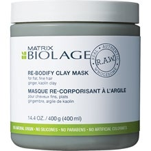 Matrix Biolage R.A.W Rebodify Clay Mask