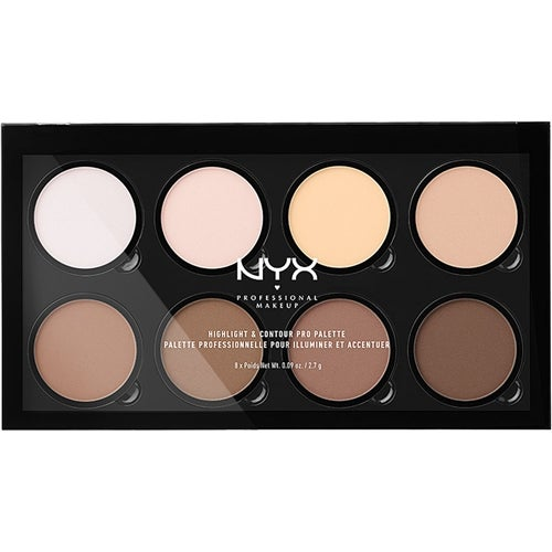 NYX Professional Makeup Highlight & Contour  Pro Palett