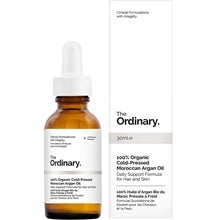 The Ordinary. The Ordinary 100% Organic Cold-Pressed Moroccan Argan Oil