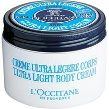 L'Occitane Shea Ultra Light Body Cream