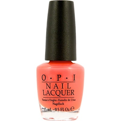 OPI Nail Lacquer, Hot & Spicy
