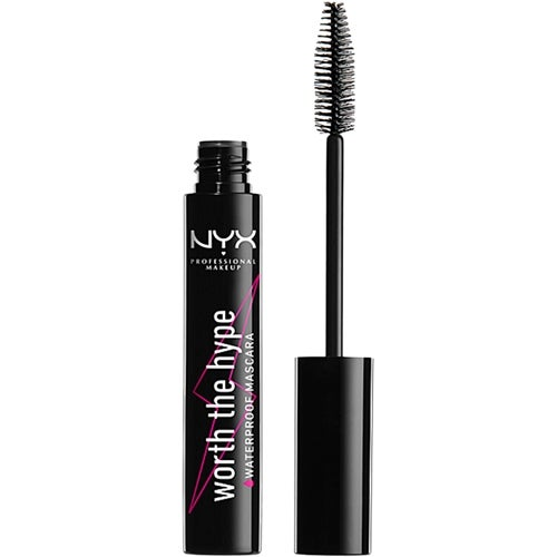 NYX Professional Makeup Worth The Hype Color Waterproof Mascara