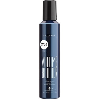 Matrix Style Link Volume Builder Volume Mousse